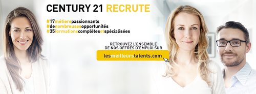 OPERATION RECRUTEMENT CENTURY 21