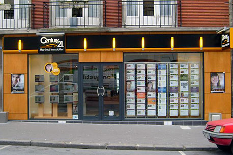 Agence immobilière CENTURY 21 Martinot Immobilier, 51100 REIMS
